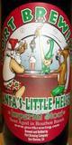 Port Barrel Aged Santa's Little Helper beer