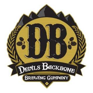 Devils Backbone Oktoberfest beer Label Full Size