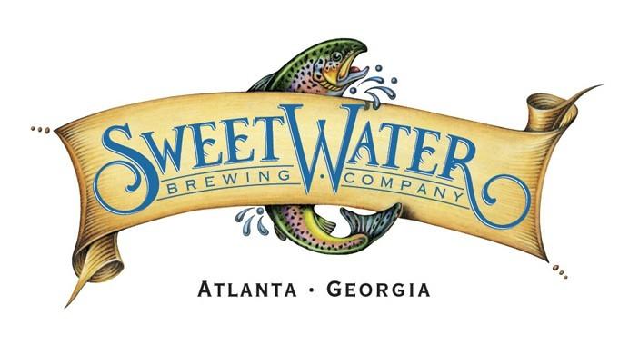 SweetWater Dank Tank beer Label Full Size