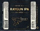 Backpocket Raygun IPA beer