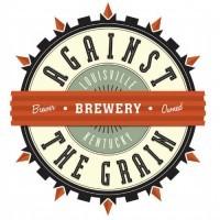 Against The Grain Thunder Coot beer Label Full Size