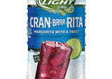 Bud Light Cran-Brrr-Rita Beer