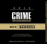 Stone Crime beer