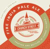 Church Street Fire IPA beer