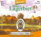 Brauerei Pinkus Müller beer