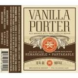 Breckenridge Vanilla Porter with Chocolate beer