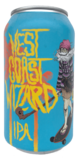Miskatonic West Coast Wizard beer