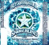 Starr Hill Snowblind beer
