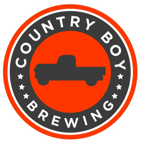 Country Boy Forkin' Gourd beer Label Full Size