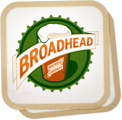 Broadhead Long Shot White Beer