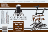 Old Forge Plowshare Porter beer