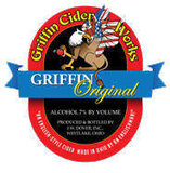 Griffin Original Cider beer