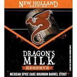 New Holland Dragon's Milk Nitro beer