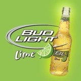 Bud Light Lime Aluminum beer