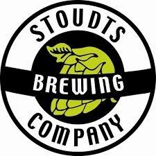 Stoudts Scarlet Lady ESB with Hazelnut beer Label Full Size