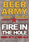Beer Army Fire In The Hole beer