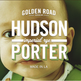 Golden Road Brandy Hudson Porter Beer