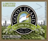 Goose Island Ten Hills Pale Ale beer