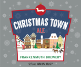 Frankenmuth Christmas Town beer