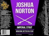 The Tap Joshua Norton Imperial Stout beer