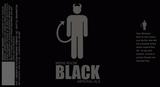 Elysian Men's Room Black beer