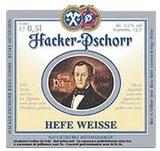 Hacker-Pschorr Hefe Weisse beer