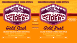 Snow Capped Gold Rush beer