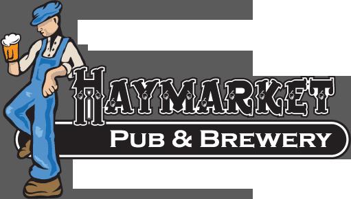Haymarket Bourbon Barrel Aged Girl & the Goatee III beer Label Full Size