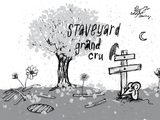 Off Color Staveyard Grand Cru beer