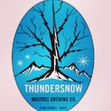 MadTree Thundersnow beer