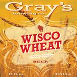 Gray's Wisco Wheat beer