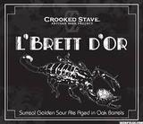Crooked Stave L'Brett D'or Beer
