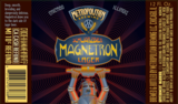 Metropolitan Magnetron beer