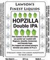 Lawson's Finest Liquids Hopzilla beer