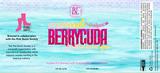 Back East Berrycuda beer