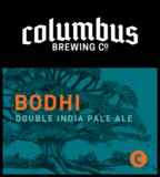 Columbus Bodhi DIPA Beer