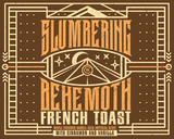 Counter Weight Slumbering Behemoth French Toast beer