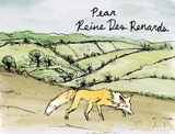 Off Color Pear Reine des Renards beer