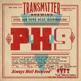 Transmitter PH9 Blueberry Sour beer