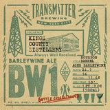 Transmitter BW1 Barrel Aged Barley Wine beer