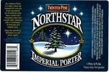 Twisted Pine Northstar Imperial Porter beer