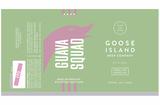 Goose Island Guava Squad beer
