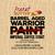 Mini half day peanut butter barrel aged warrior paint 1