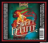 Founders Sweet Repute beer