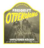 Freigeist Geisterzug Quince Gose Beer