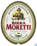 Birra Moretti Premium Lager Beer