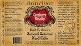 Finnriver Cranberry Rosehip Cider Beer
