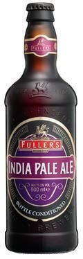 Fuller's India Pale Ale beer Label Full Size