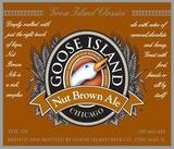 Goose Island Nut Brown beer