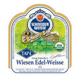 Schneider Weisse Tap 4 Wiesen Edel-Weisse Beer